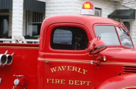 WPDS fire engine 1
