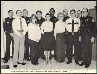 Waverly Public Safety Days History