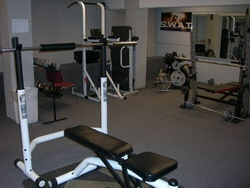 Waverly Police Department - Fitness Center