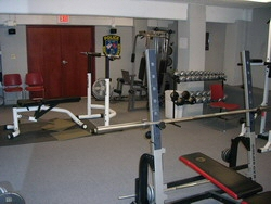 Waverly Public Safety - Fitness Center