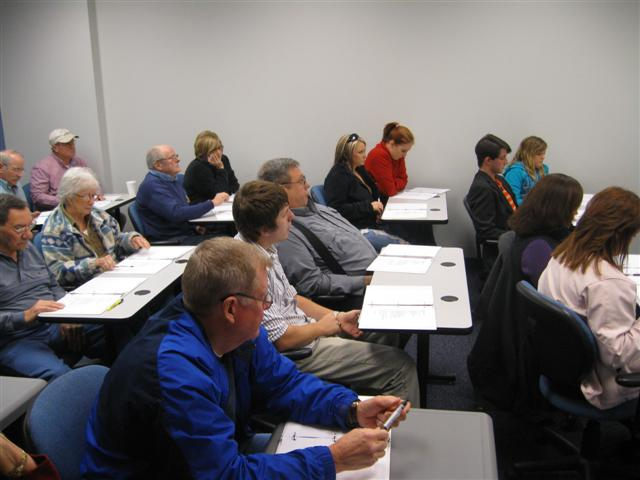 Session 10 - Citizen's Police Academy to Start in January