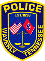 Waverly Police Dept. Patch
