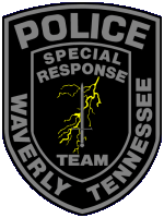 Waverly Special Response Team Patch