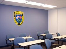 Waverly Police Dept. Training Room